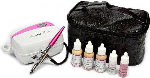 Tickled Pink Airbrush Makeup Kit