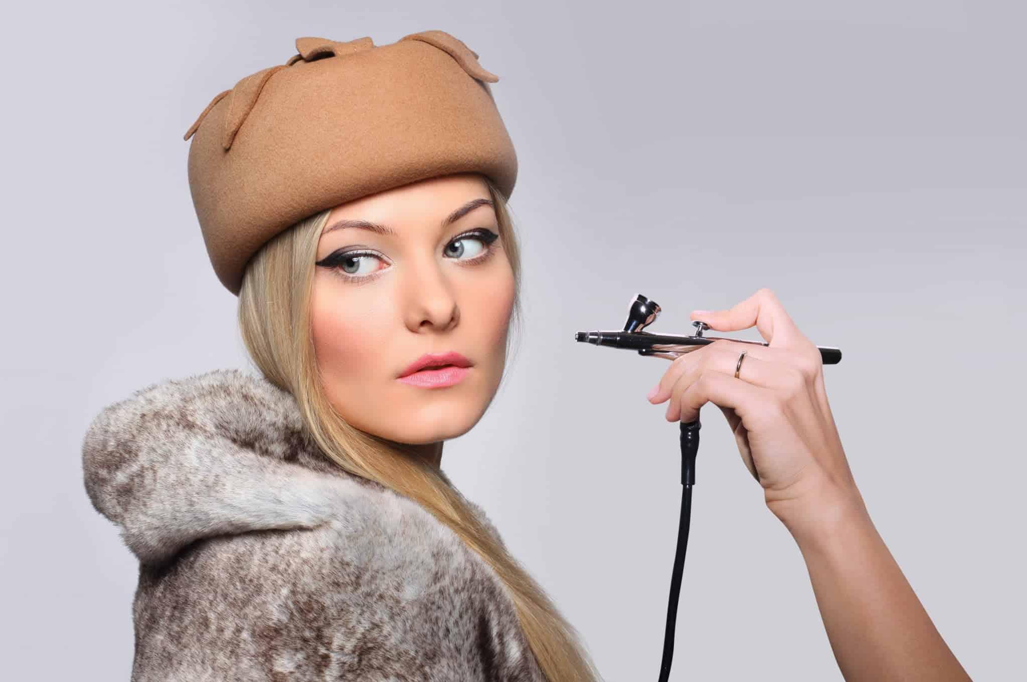 TRU Airbrush Makeup Kit Review