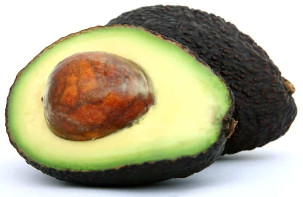 eat avacado before spray tan