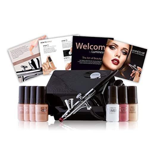 luminess airbrush makeup kit