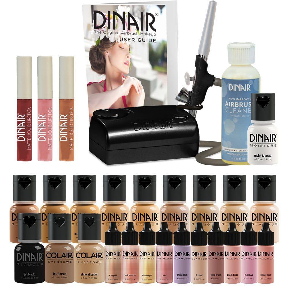 DINAIR Airbrush Kit - airbrushadvice.com